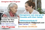 Free Caregiver Course for immigration to Canada