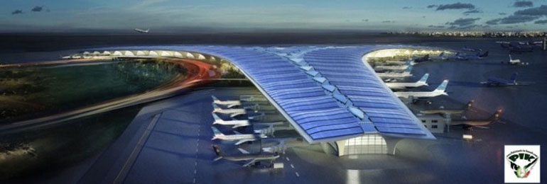 Kuwait International Airport Passenger Terminal